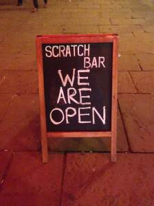 BAC We are open